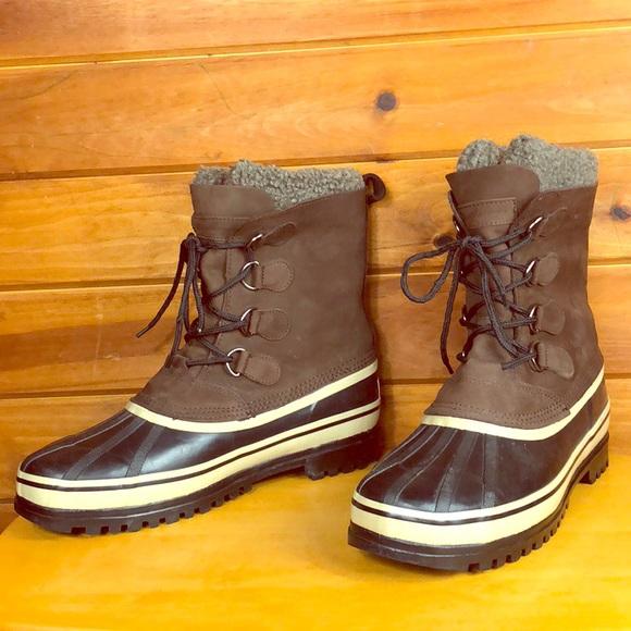 Eddie Bauer Other - Eddie Bauer 🔷 Men's Blizzard Winter Boots 12